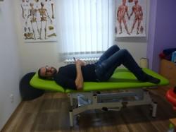 Jakub Šorm - fyzioterapeut, trenér, masér